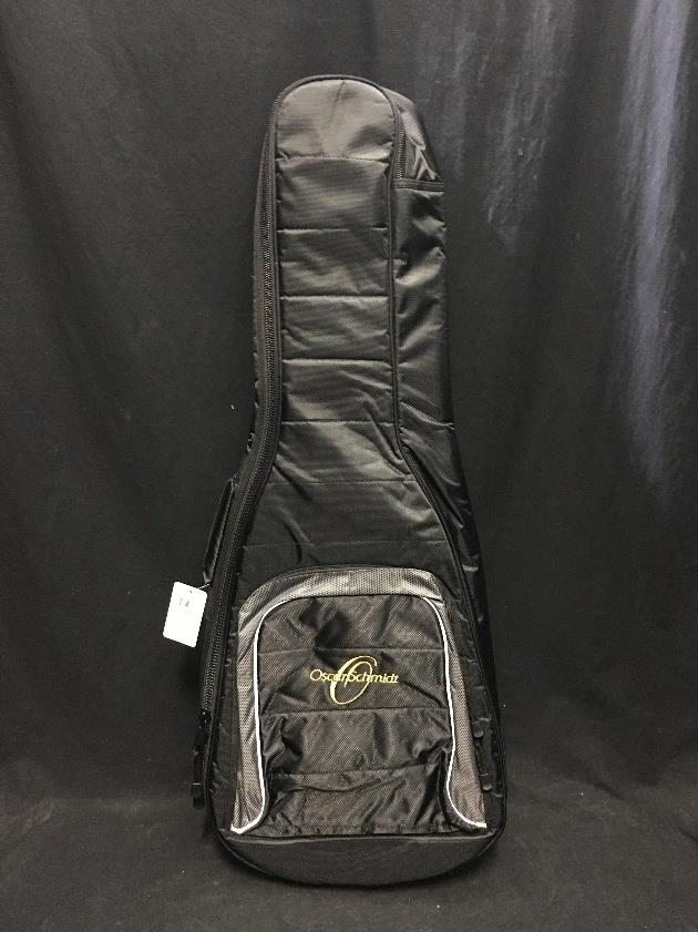 Oscar Schmidt OSGBC Classical 10mm Gig Bag HD Nylon Shell & Storge Pocket *