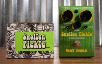 Dunlop Way Huge Electronics WHE401S Swollen Pickle Jumbo Fuzz MKIIS Guitar Effect Pedal