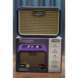 Laney Mini Lionheart Battery Powered Portable Guitar Combo Amplifier MINI-LION Demo