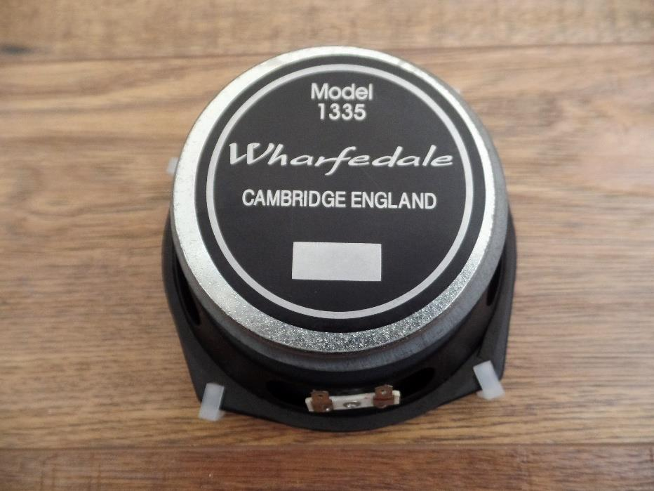 Wharfedale Pro D-238 5 8 Ohm Replacement Woofer Speaker