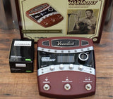 Digitech Vocalist Live Harmony Multi-effects Processor Vocal Performance Pedal