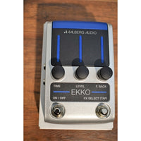 Aalberg Audio EKKO EK-1 Digital Delay Guitar Effect Pedal
