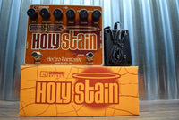 Electro-Harmonix EHX Holy Stain Reverb Pitch Shift Tremolo Guitar Effect Pedal