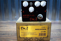 DR J Arsenal D51 Distortion True Bypass Guitar Effect Pedal Dr. Joyo