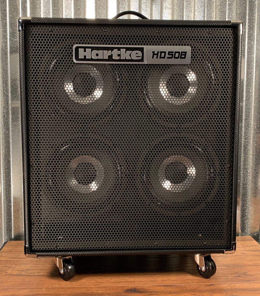 "Hartke HD508 4x8"" 500 Watt Lightweight Bass Combo Amplifier"