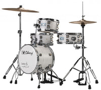 Odery Drums CafeKit Compact Drum Set IRCAFE-KIT-WHA White Ash