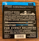 D'Addario EXL170BT Balanced Tension Light Nickel Wound Long Scale Bass 4 Strings 45-107