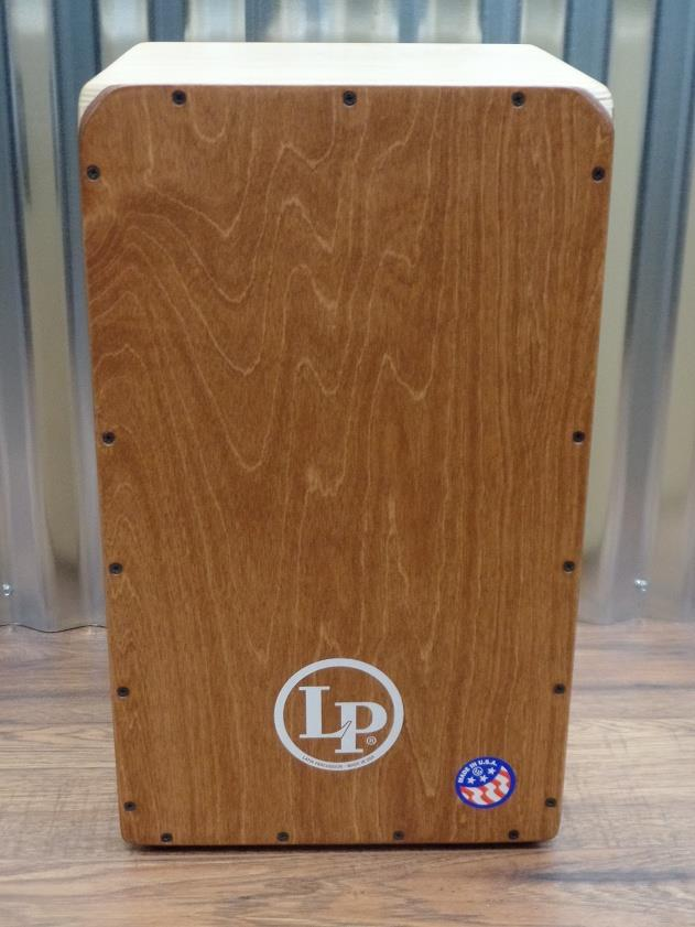 Latin Percussion LP1427 Americana Groove Cajon #6000 *