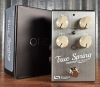 Source Audio SA247 One Series True Spring Reverb Guitar Effects Pedal