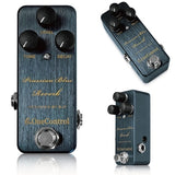 One Control BJF Prussian Blue Reverb Guitar Effect Pedal