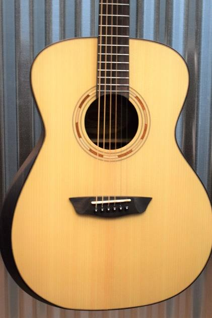 Washburn WCG10SENS Comfort Series 20 Acoustic Electric Fishman Guitar #136