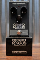 TC Electronic Grand Magus Distortion Guitar Effect Pedal