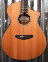 Breedlove Solo Concert 12 String CE Acoustic Electric Guitar & Bag #6596
