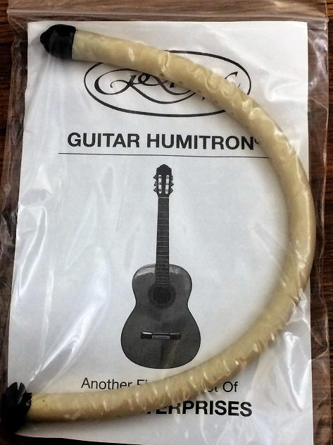 RDM Acoustic Guitar or Other Wood Instruments Humitron Humidifier *