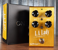 Source Audio SA244 One Series L.A. Lady Overdrive Guitar Effects Pedal