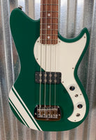 G&L USA Fullerton Limited Edition Fallout Bass British Racing Green 4 String Short Scale & Gig Bag