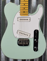 G&L Tribute ASAT Special Surf Green Guitar #6347 Demo