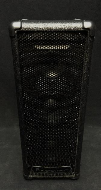Powerwerks PW50 3 Channel 50 Watt Portable Personal PA System #0700*