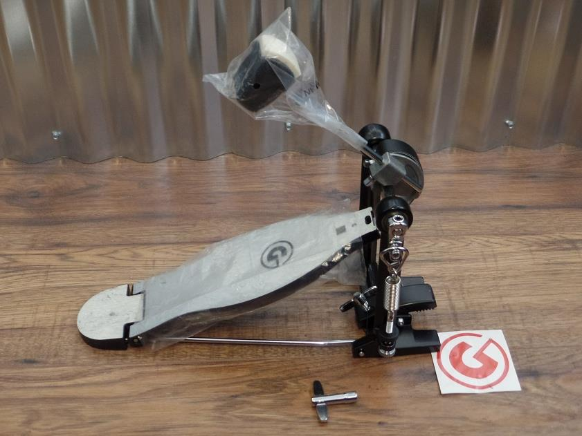 Gibraltar 4711ST Velocity Strap Drive Single Bass Drum Pedal  #0013 *