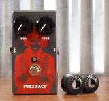 Dunlop JHM5 Jimi Hendrix Fuzz Face Distortion Guitar Effect Pedal