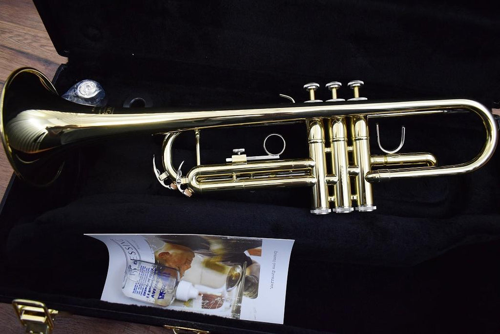 Blessing USA BTR-1460 Student Bb Trumpet Lacquer Finish BTR1460