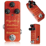 One Control BJF Lingonberry Overdrive Limited Edition Guitar Effect Pedal