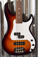 G&L USA SB-2 Sunburst Bass & Case SB2 #1190