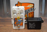 Electro-Harmonix EHX Canyon Delay & Looper Guitar Effect Pedal & AC Adapter