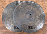 Dream Cymbals DMHH15 Dark Matter Series Hand Forged & Hammered 15