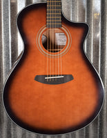 Breedlove Performer Concerto Bourbon CE Mahogany Acoustic Electric Guitar B Stock #8751