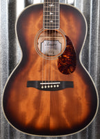 PRS Paul Reed Smith SE Parlor Tobacco Sunburst Acoustic Electric Guitar & Bag Blem #8716