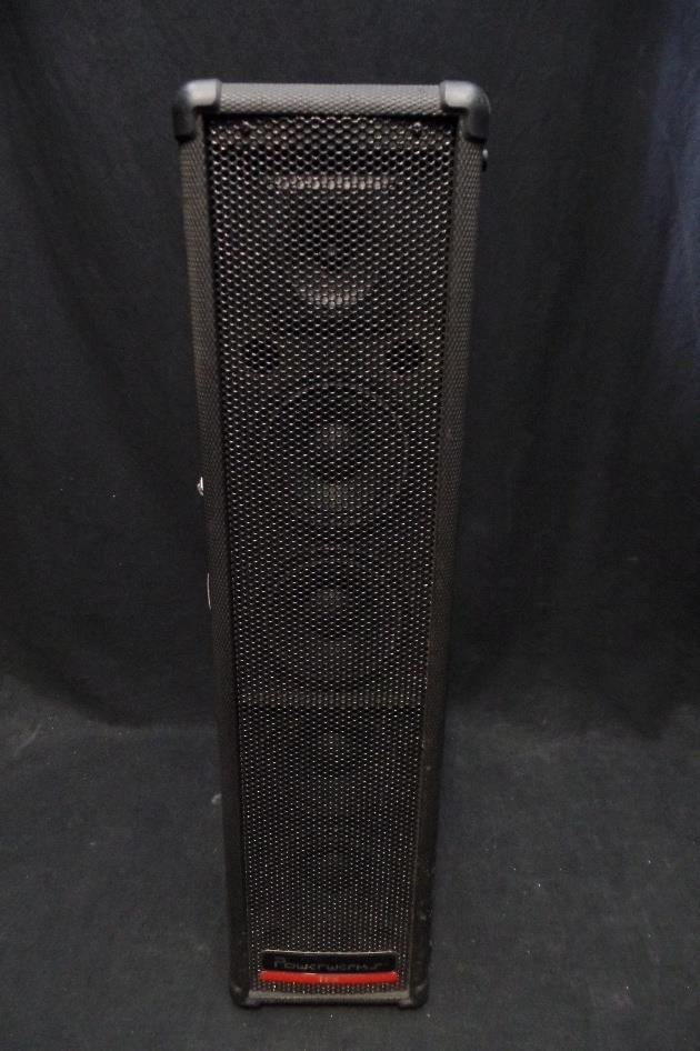 PowerWerks PW150TFX 150 Watts RMS Personal PA System with Digital Effects #0003*