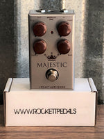 J. Rockett Audio Designs Majestic Overdrive Guitar Effect Pedal