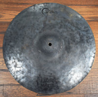 Dream Cymbals DMECR16 Dark Matter Series Hand Forged & Hammered 16