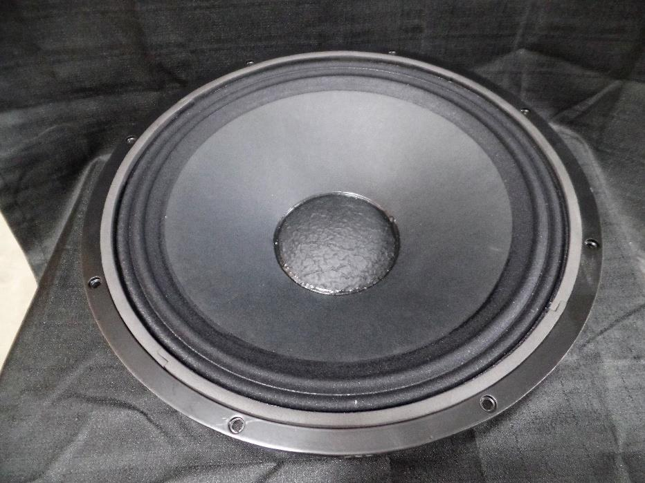 "Wharfedale Pro D-161 18"" 500 Watt 4 Ohm 4 Voice Coil Replacement Speaker"