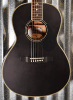 PRS Paul Reed Smith SE Tonare Parlor Charcoal Acoustic Electric Guitar & Bag PE20PSACH #2395