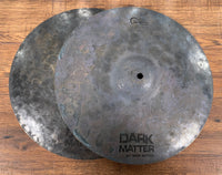 Dream Cymbals DMHH14 Dark Matter Series Hand Forged & Hammered 14