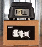 Dunlop GCB80 High Gain Volume Guitar Effect Pedal