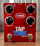T-REX Engineering Tap Tone Delay Guitar Effect Pedal Used