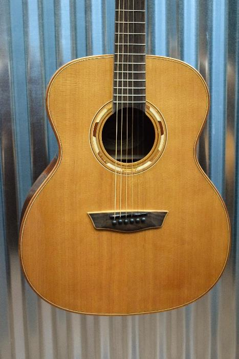 Washburn WLG16S Woodline Series Solid Cedar Grand Auditorium Acoustic Guitar #41