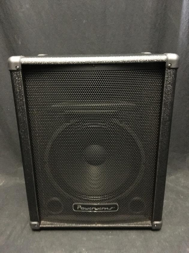 Powerwerks PW12 12 inch Speaker Enclosure #6000 *