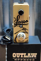 Outlaw Effects Lasso Looper Looping Guitar Effect Pedal