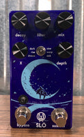Walrus Audio SLO Multi Texture Reverb Guitar Effect Pedal Demo