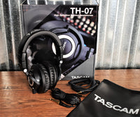 Tascam TH-07 High Definition Monitor Headphones