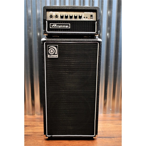 ampeg micro classic svt 100 watt amp head 210 bass cabinet micro cl specialty traders. Black Bedroom Furniture Sets. Home Design Ideas