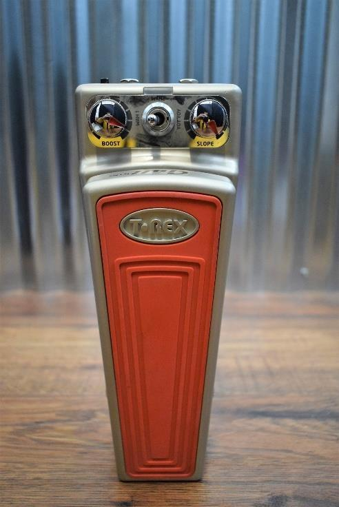 T-Rex Engineering Gull Triple Voice Wah Electric Guitar Effect Pedal Demo #778
