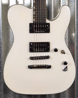 ESP LTD Eclipse 87' Custom NT Pearl White Seymour Duncan Guitar ECLIPSENT87PW #1002 Demo