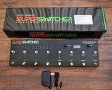 Electro-Harmonix EHX Super Switcher Programmable Effect Pedal Pedalboard Hub