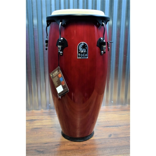 "Toca Percussion Synergy 2300RR  11"" Rio Red Conga"