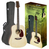 JB Player JBPGAC Acoustic Guitar with Case